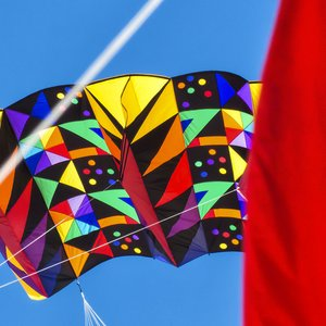 Internationales Kite Festival Fuerteventura 2019.