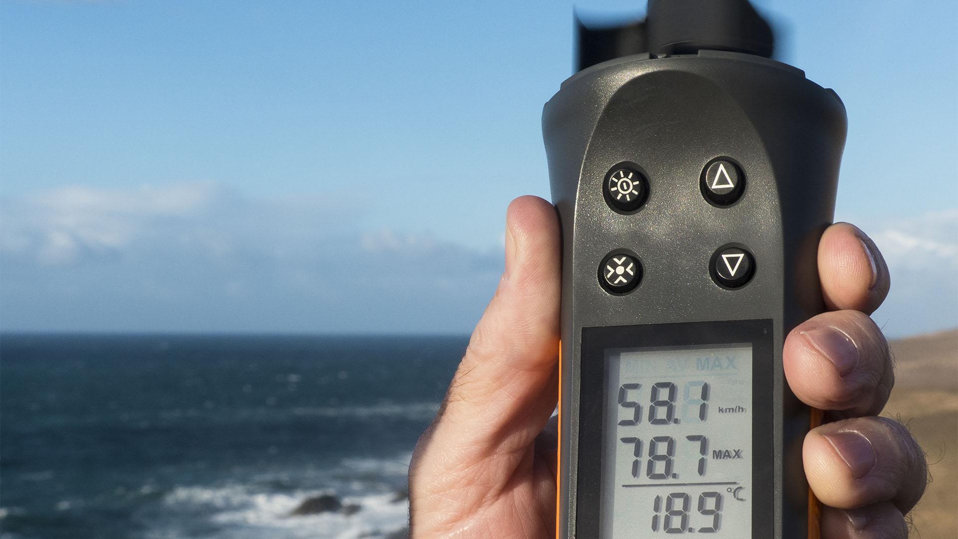 Fuerteventura und seine Windsysteme – Passat und Calima.