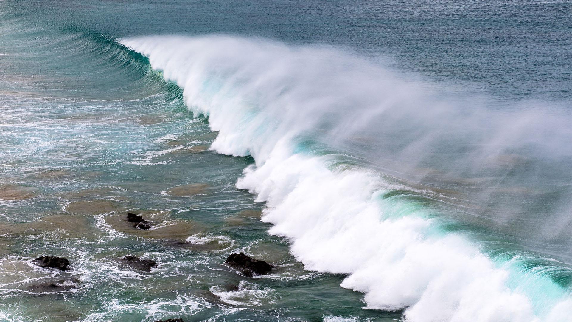 Wellen auf Fuerteventura –für jeden Surfer und Geschmack etwas.