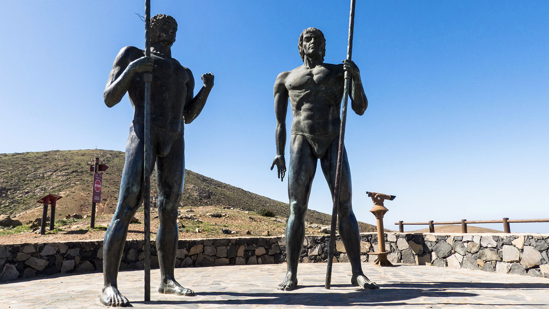 Die Ureinwohner Fuerteventuras – Berber, die mit Römern auf die Insel kamen.