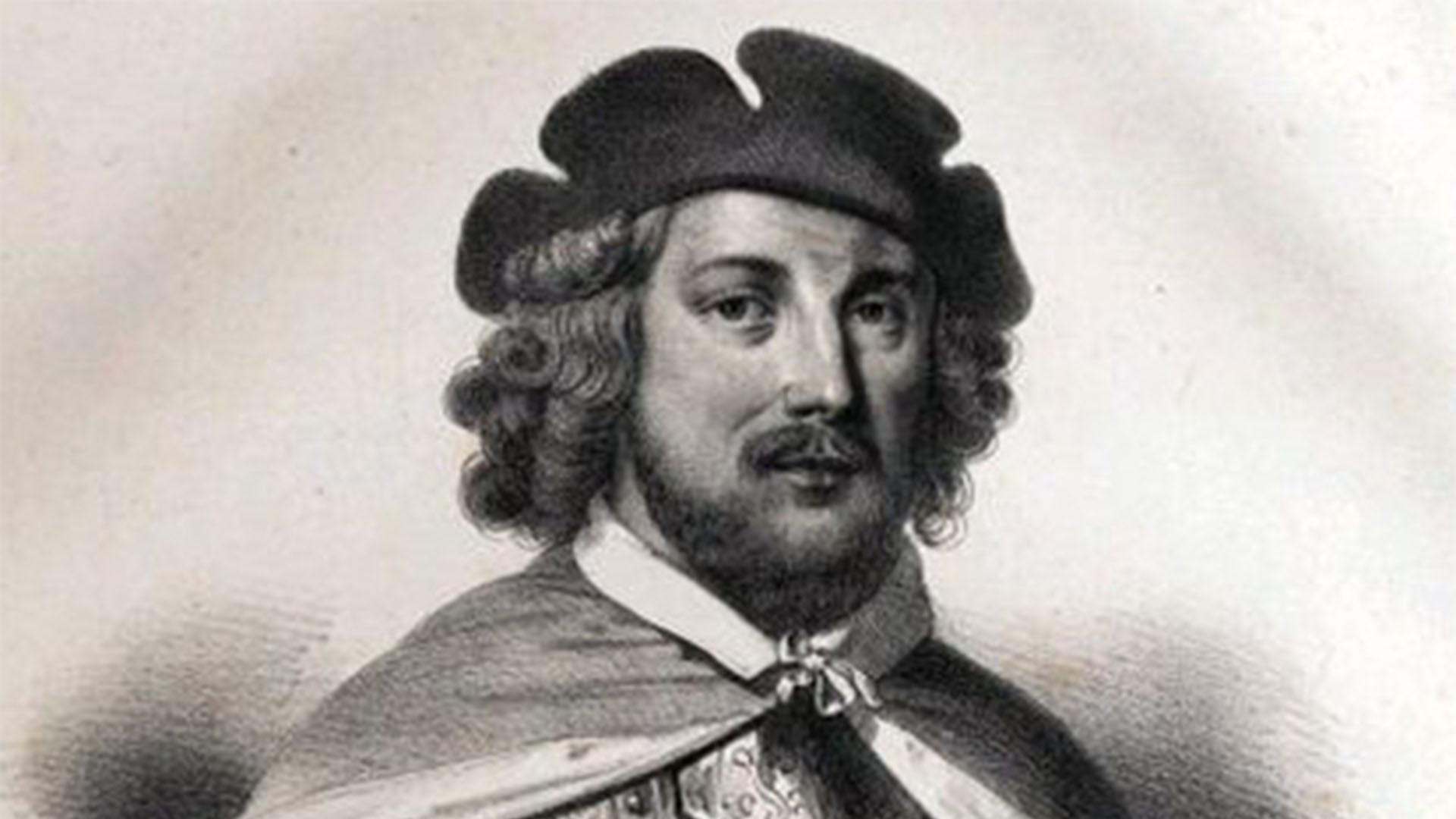 Der Normanne Jean IV. de Béthencourt, Barón de Saint-Martin-le-Gaillard.