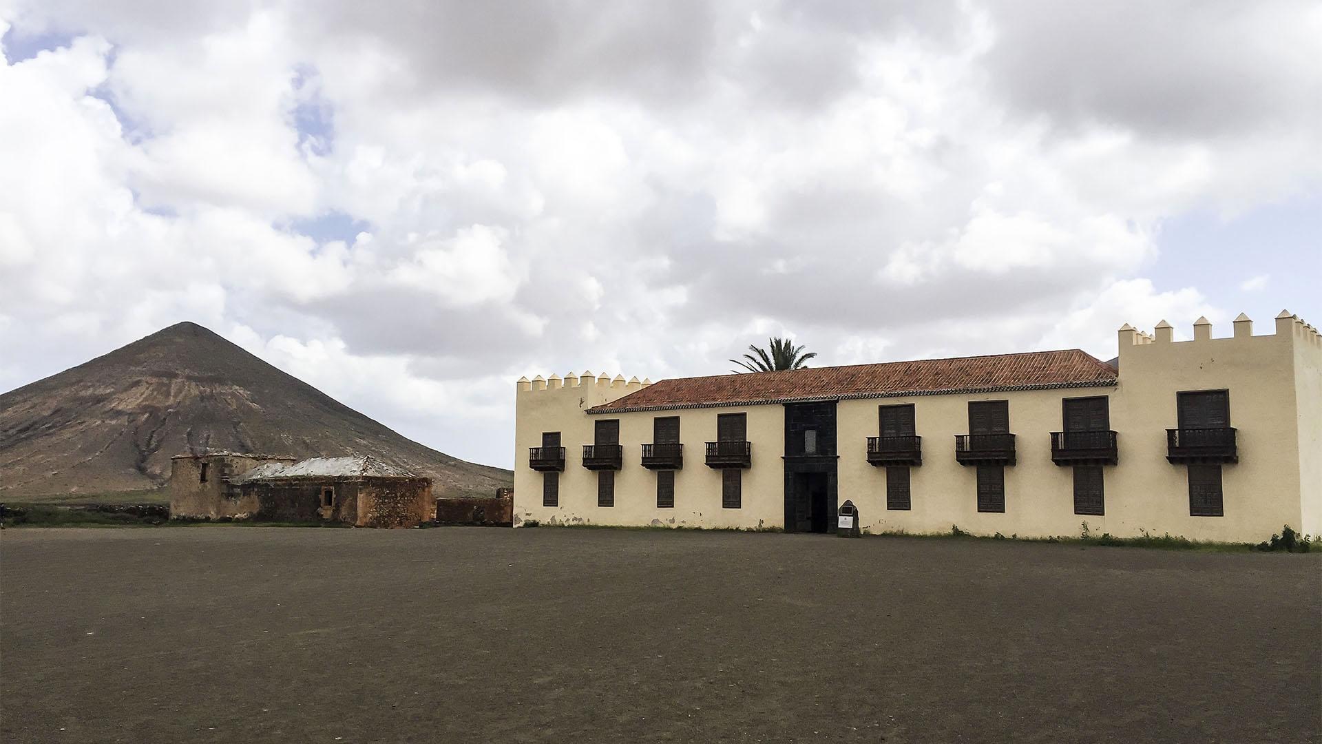 Fuerteventura –das System der Coroneles.