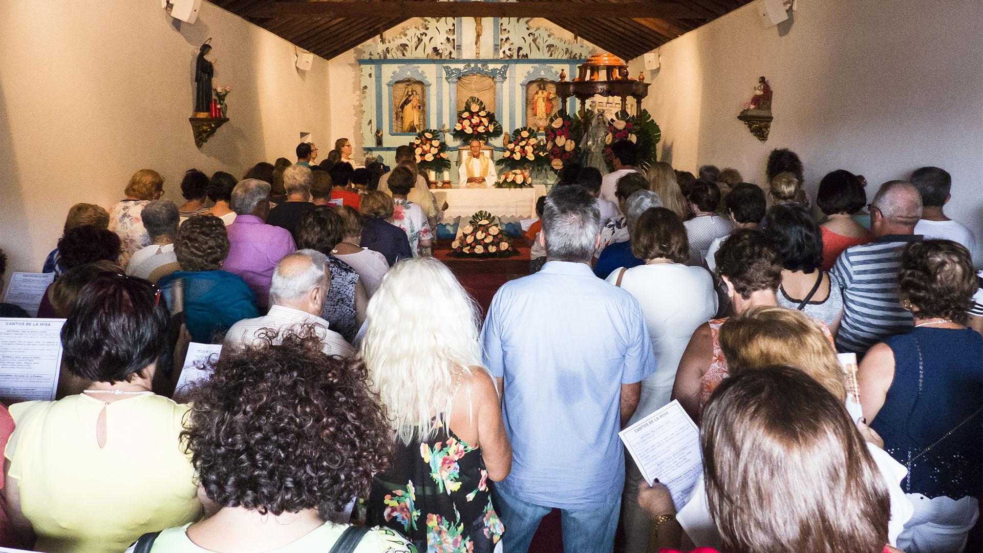 Traditionen auf Fuerteventura – Wallfahrten, Heilige, Fiestas und Pilgerschaften.