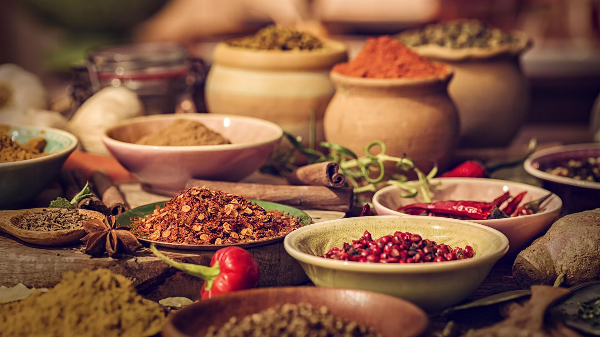Kulinarik - Essen und Lebensmittel auf Fuerteventura.