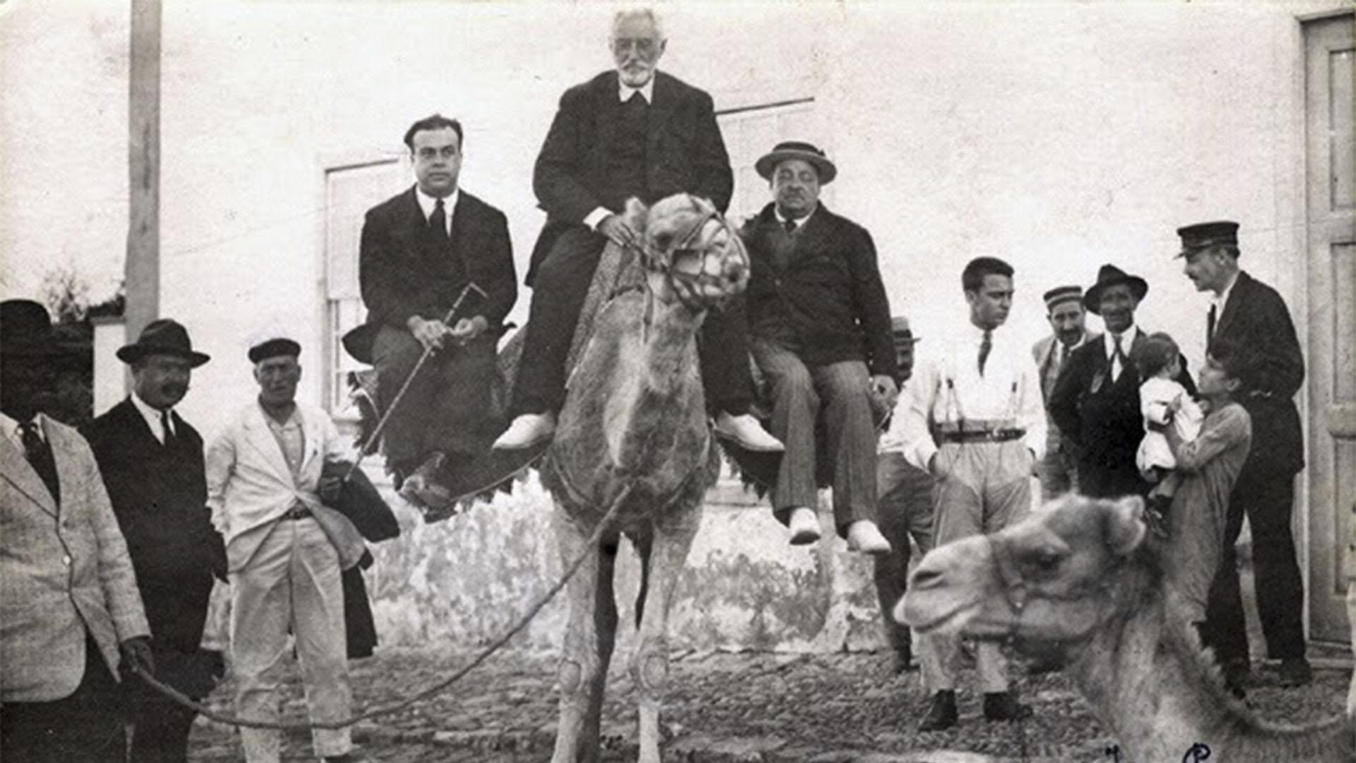 Fuerteventura – Strafkolonie der spanischen Militärdiktatur. Wer hier landete trat einen schweren Weg an.