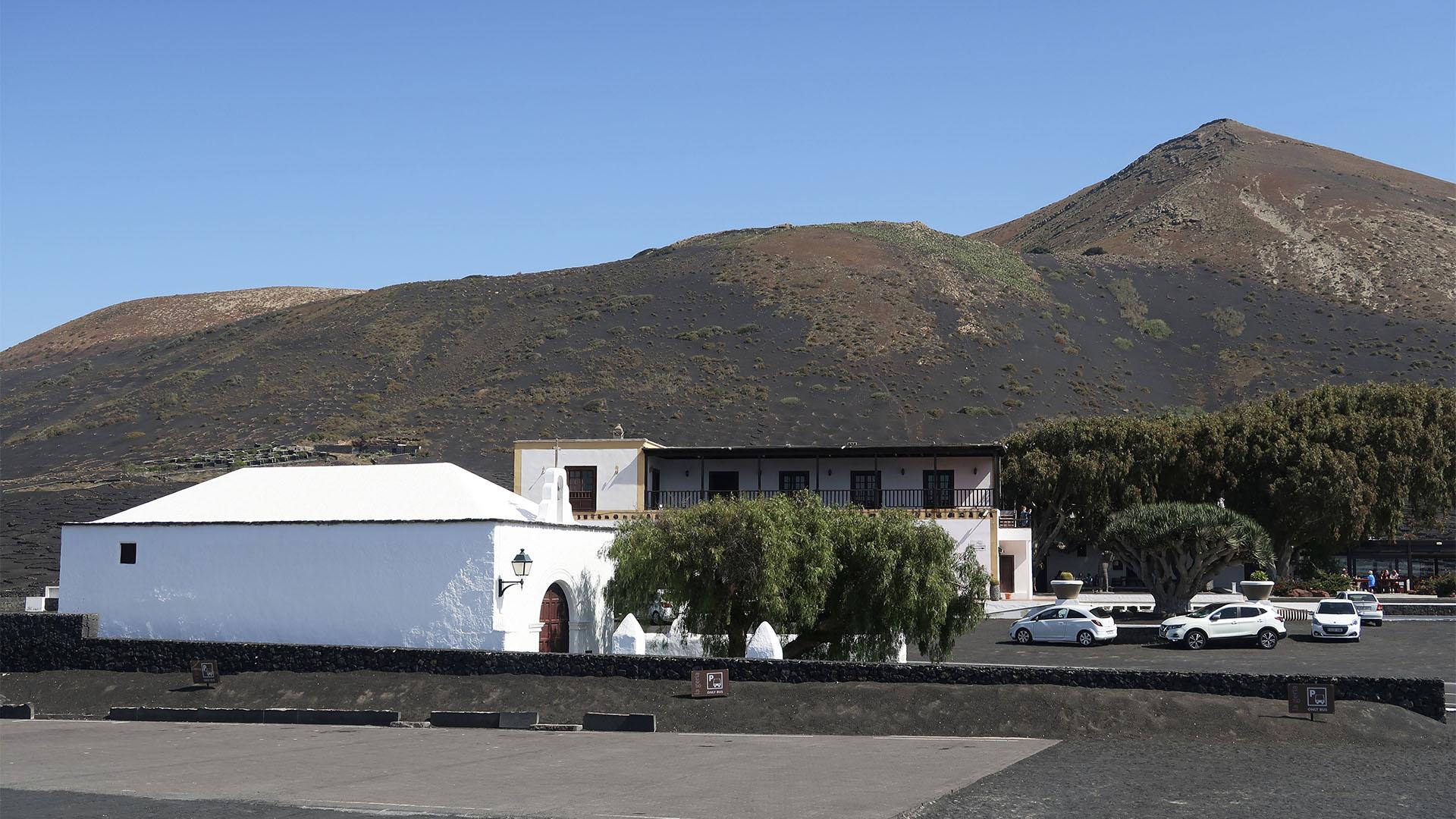Bodega La Geria auf Lanzarote.