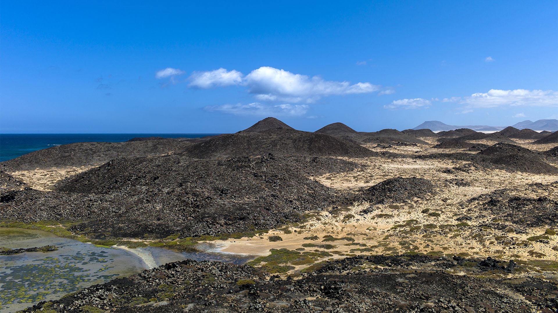 Die Strände Fuerteventuras: Bajo de la Perra
