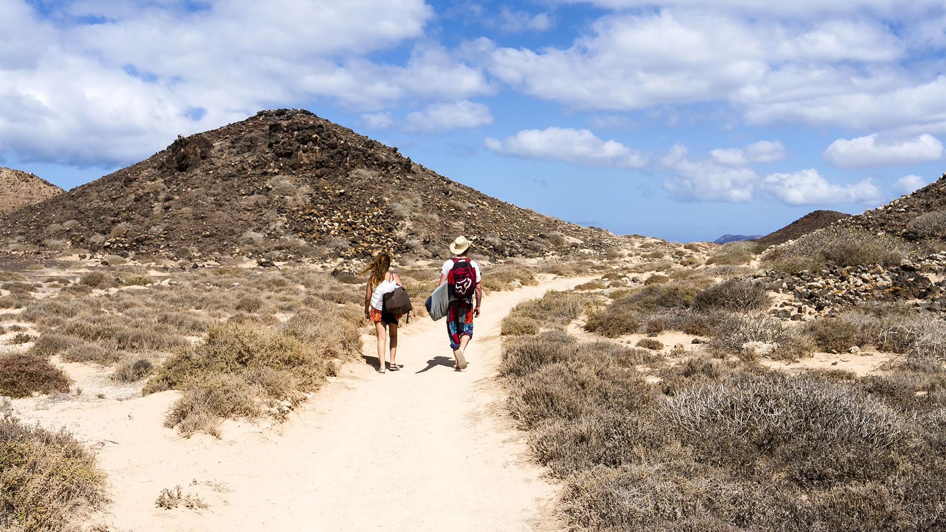 Die Strände Fuerteventuras: Playa de la Arena