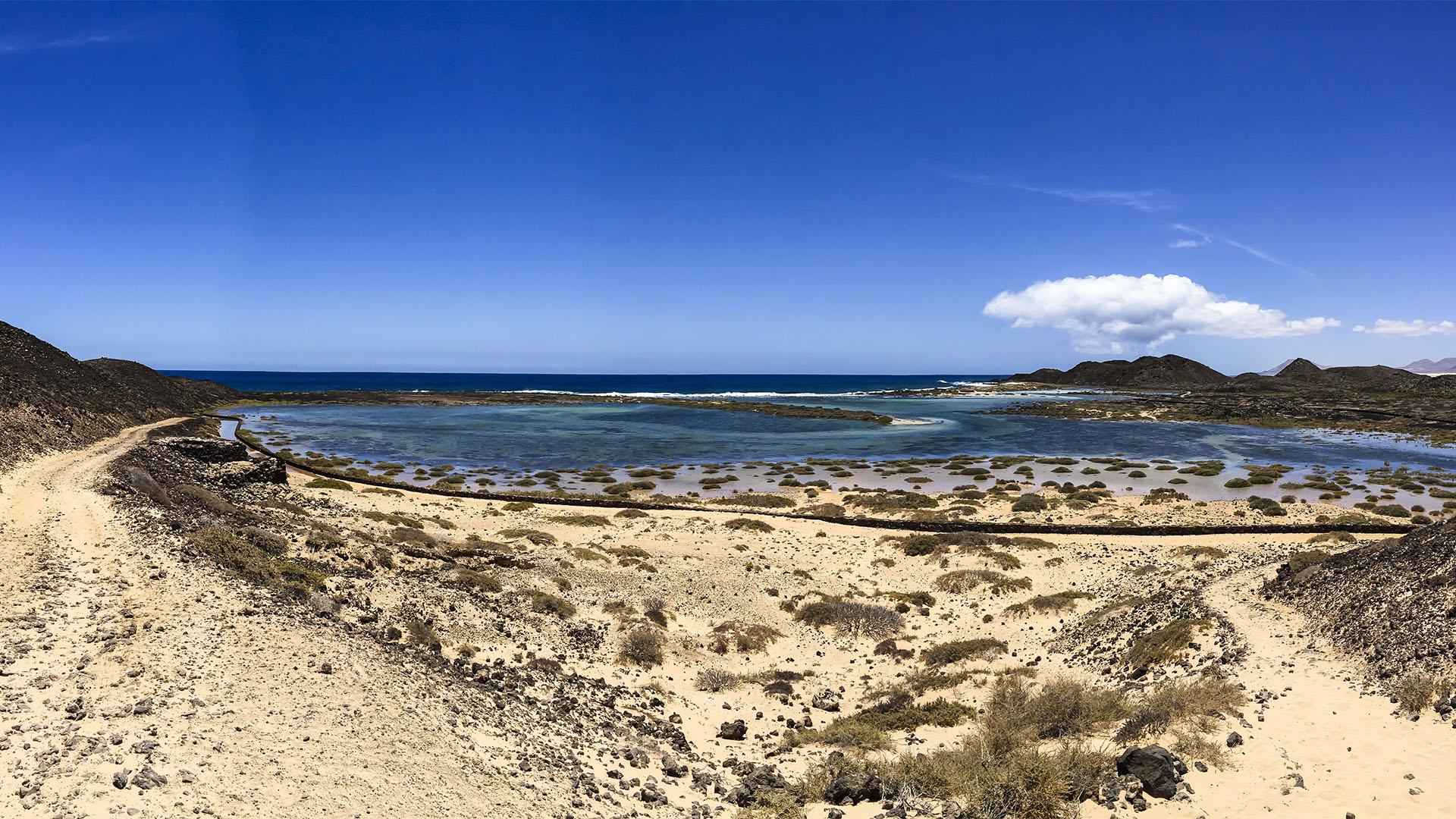 Die Strände Fuerteventuras: Las Tres Hermanas – Las Lagunitas