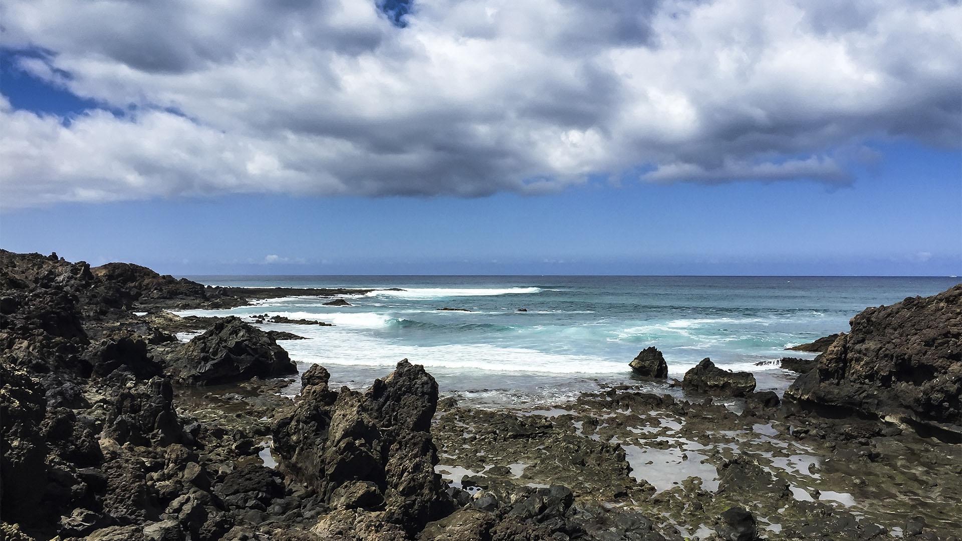 Die Strände Fuerteventuras: Caleta de la Madera