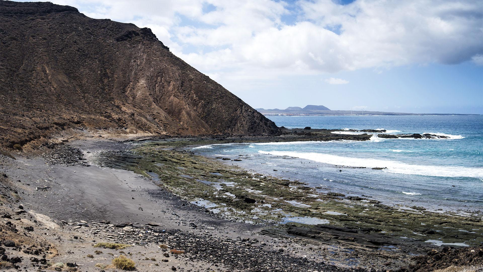 Die Strände Fuerteventuras: Caleta del Palo
