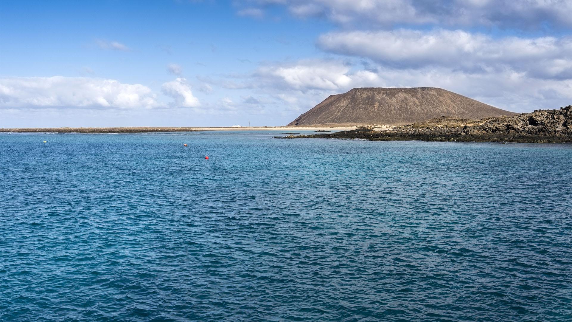 Die Strände Fuerteventuras: Paso de la Orchilla – Playa de la Calera