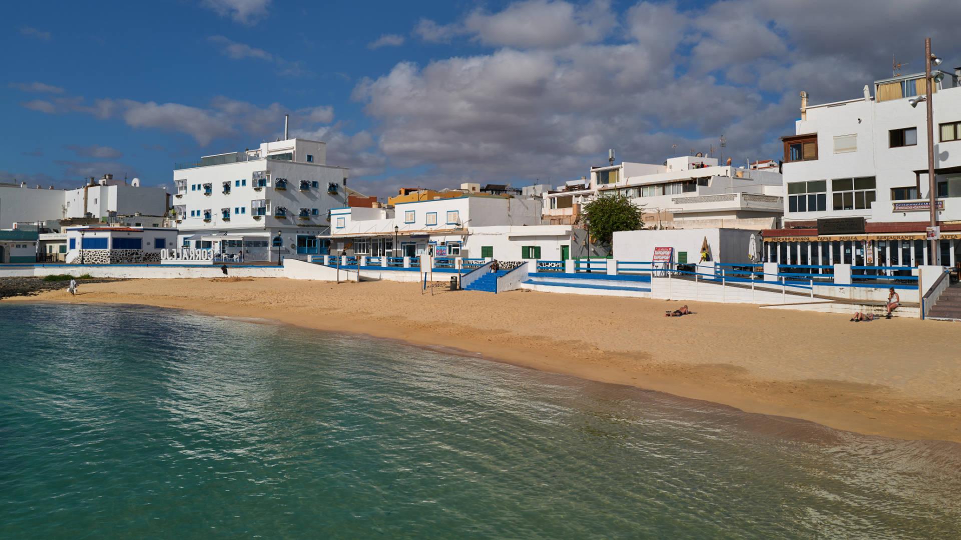 Playa de la Clavellina Corralejo Fuerteventura.