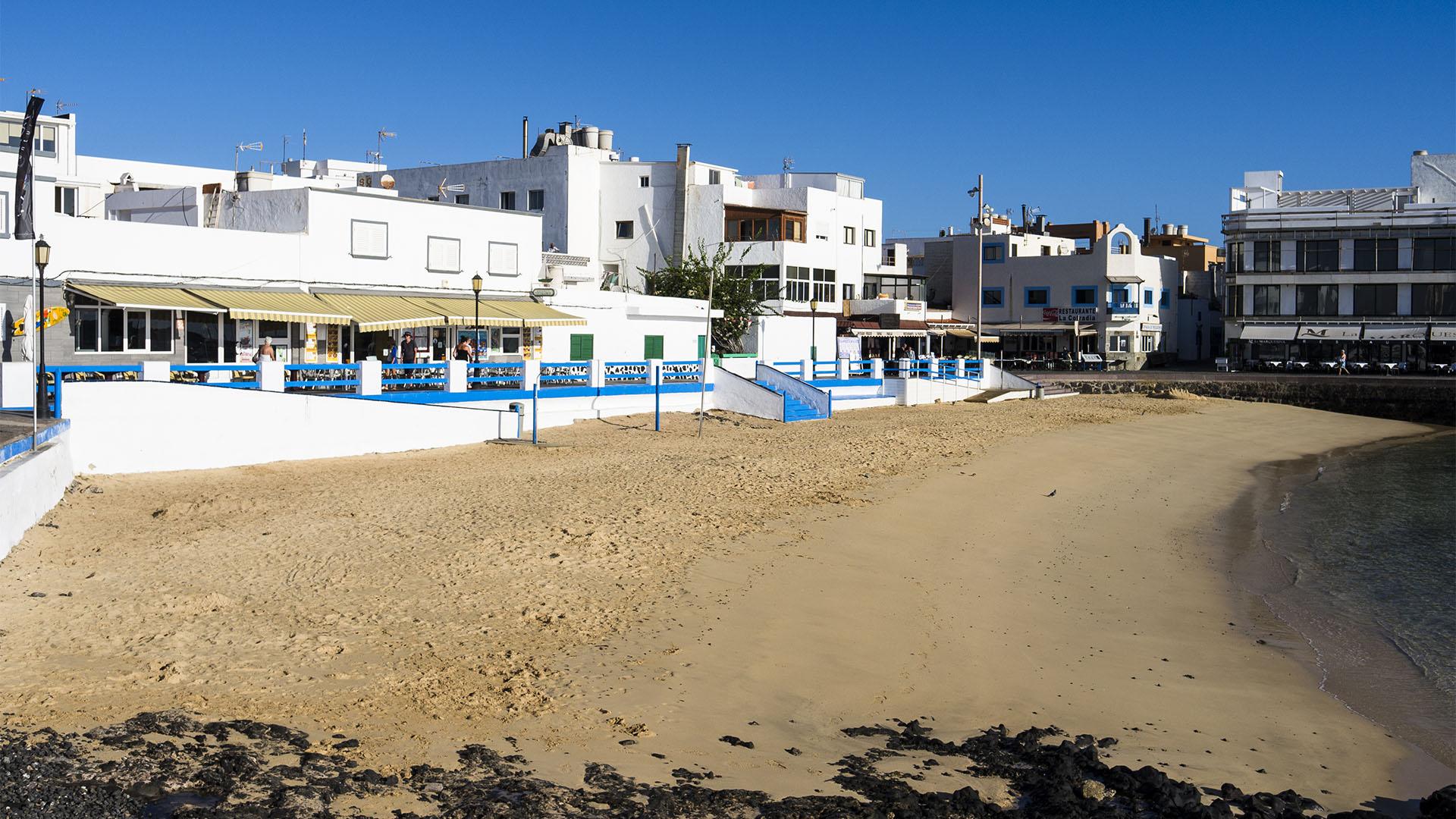 Die Strände Fuerteventuras: Play de la Clavellina