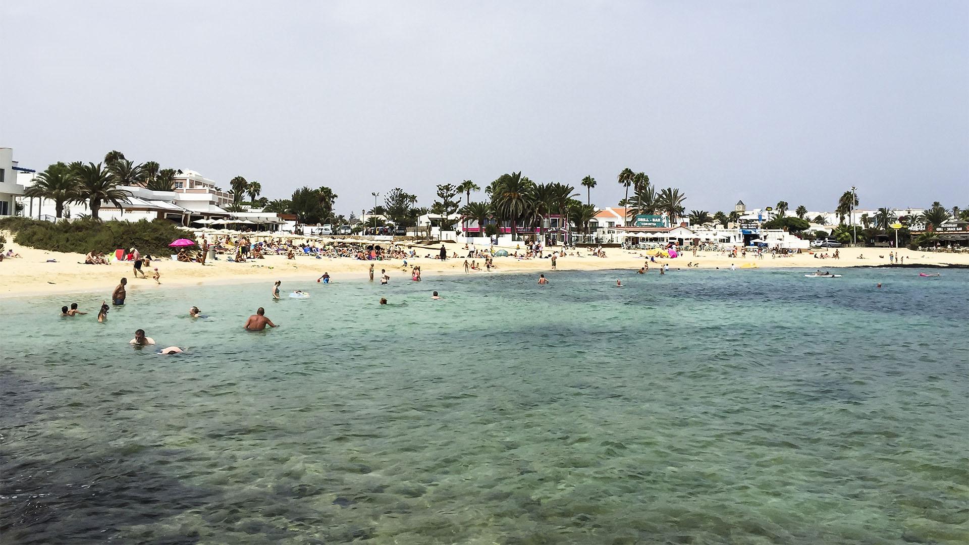 Die Strände Fuerteventuras: Playa de Corralejo Viejo – Playa de los Verilitos