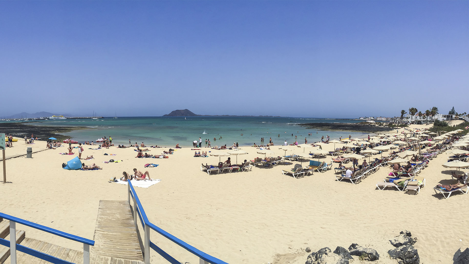 Corralejo Playa de Corralejo Viejo Playa de los Verilitos Fuerteventura