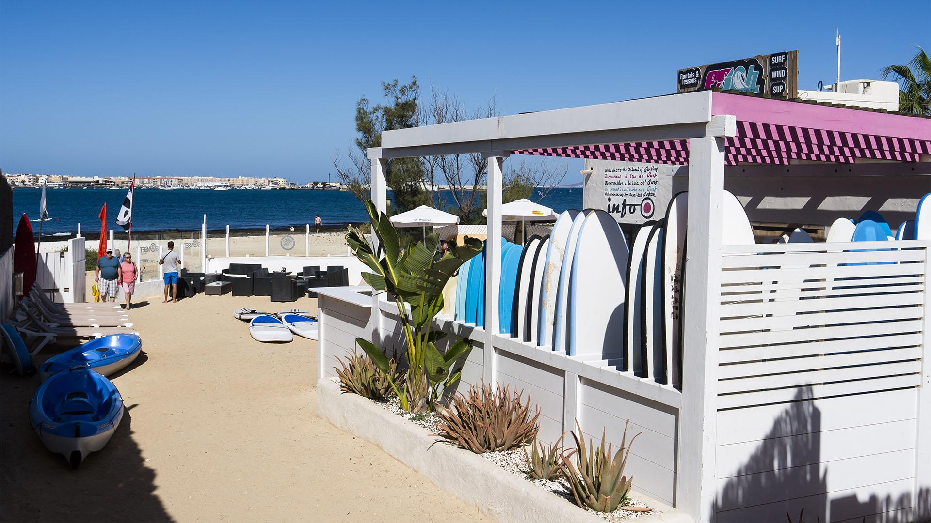 Die Strände Fuerteventuras: Playa del Medio