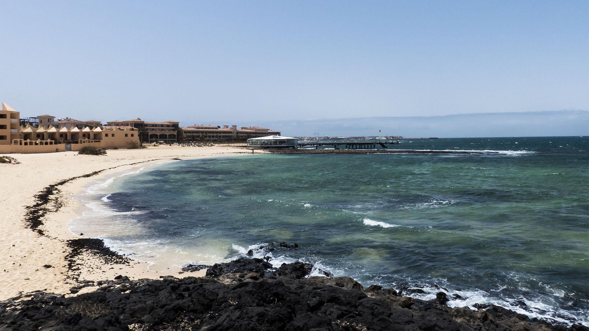 Die Strände Fuerteventuras: Playa de la Barreta – Playa Puerto Romedio