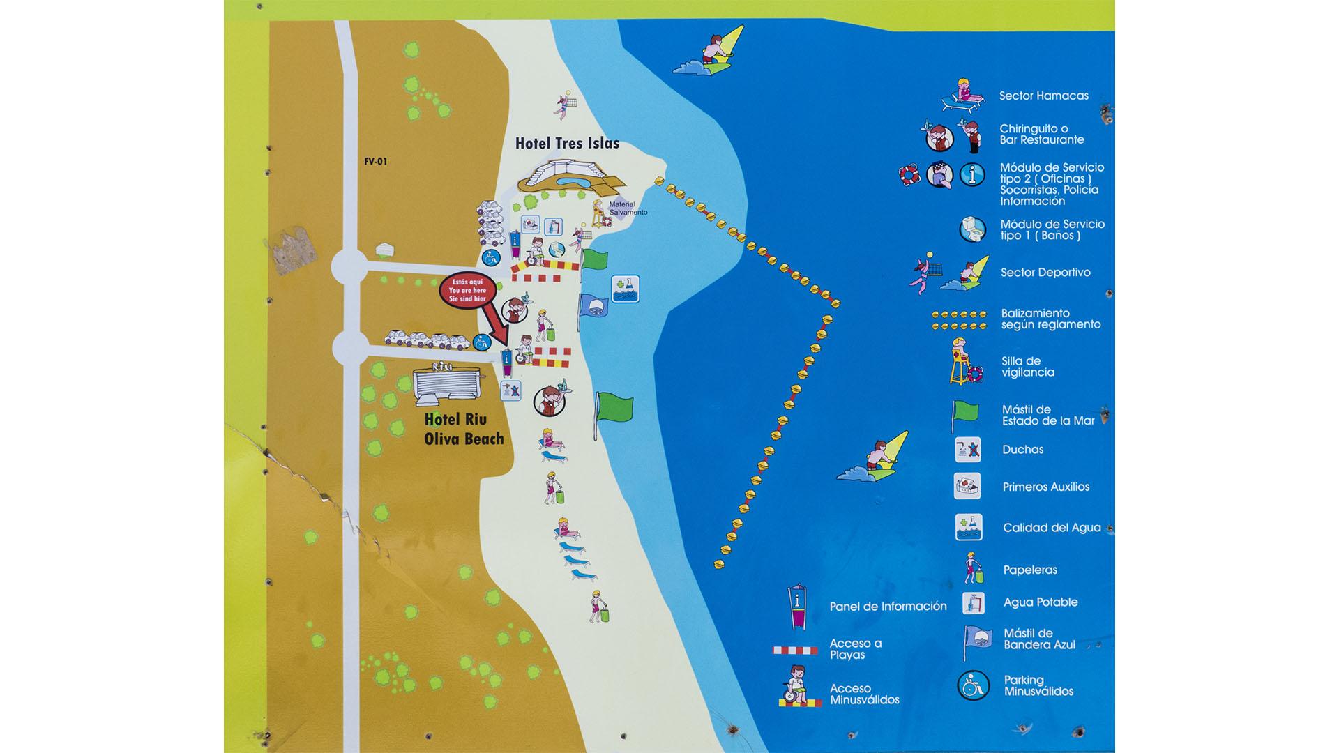 Die Strände Fuerteventuras: Playa bajo negro – Playa larga