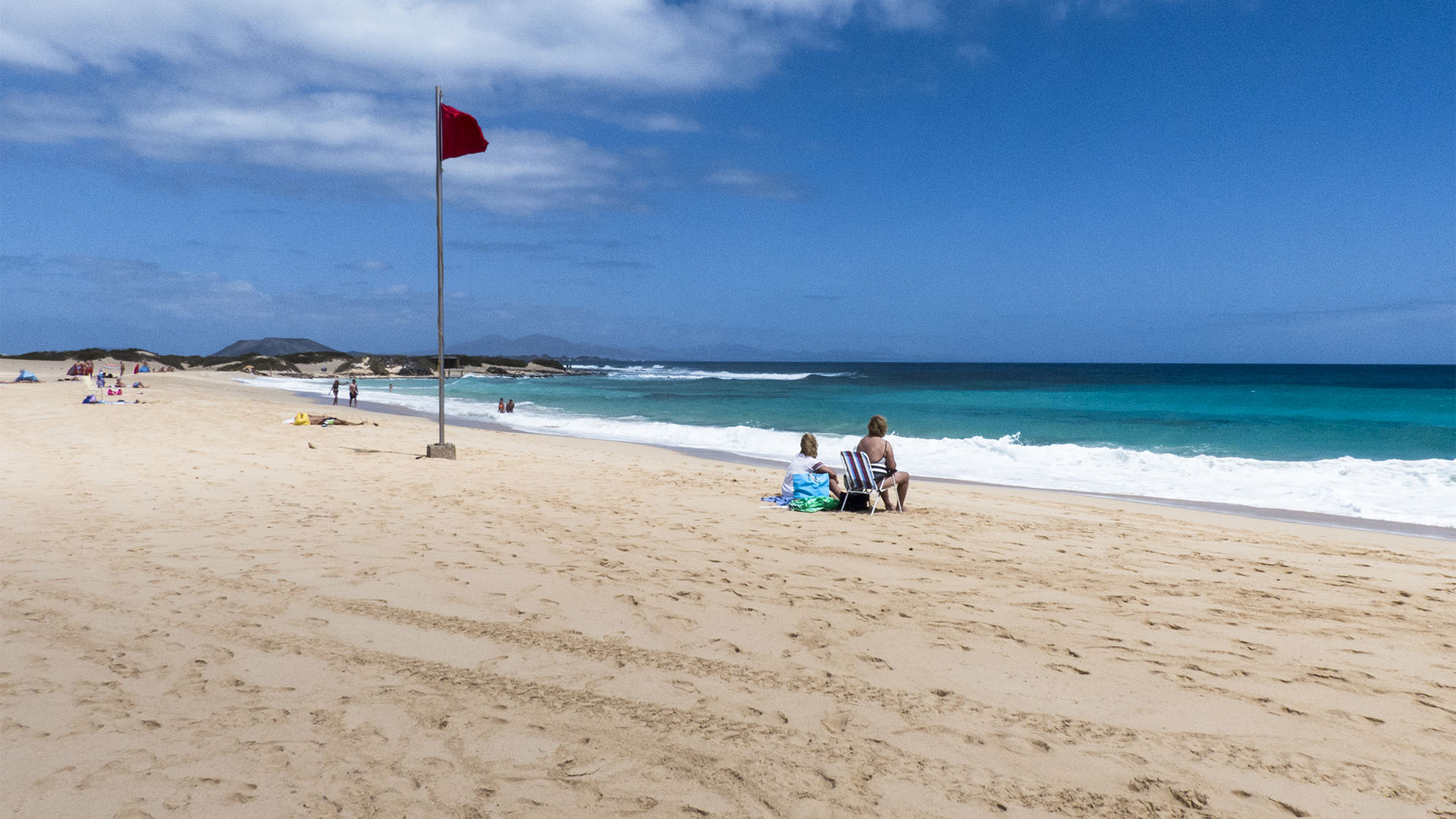 Die Strände Fuerteventuras: Playa de los Matos