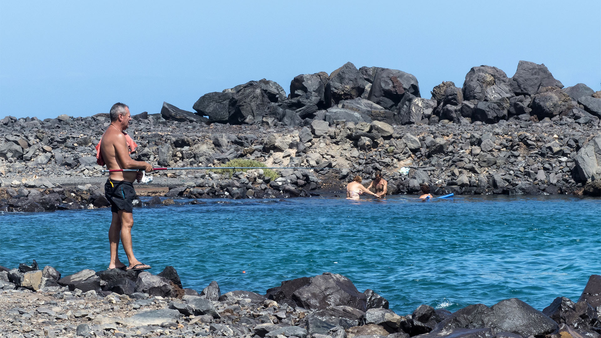 Die Strände Fuerteventuras: Playa de El Jablito
