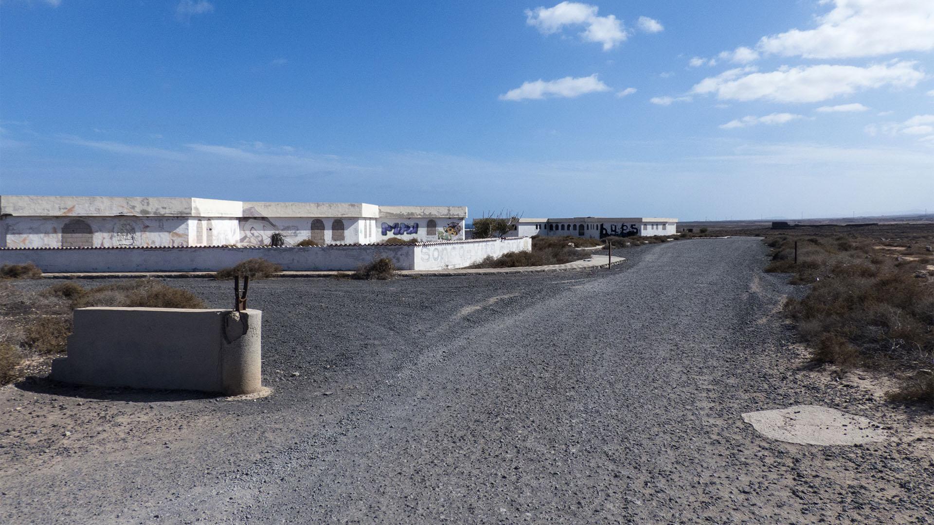 Die Strände Fuerteventuras: Playa del Jablito
