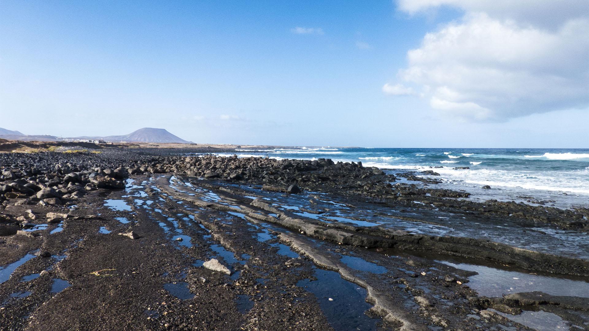 Die Strände Fuerteventuras: Playa de los Valdivias