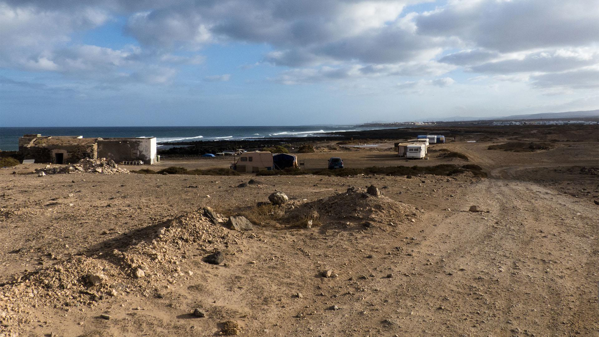 Die Strände Fuerteventuras: Playita del Carquito