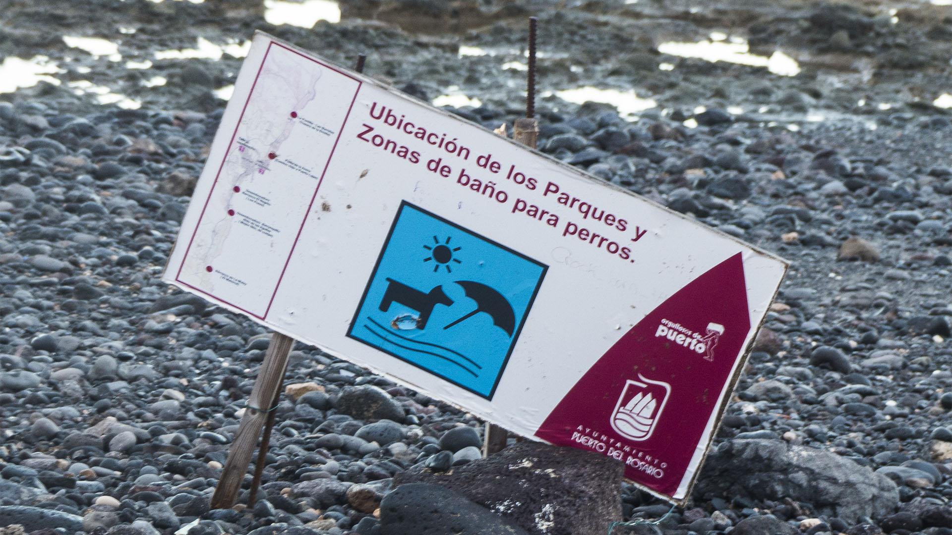 Die Strände Fuerteventuras: Playita de las Arenas