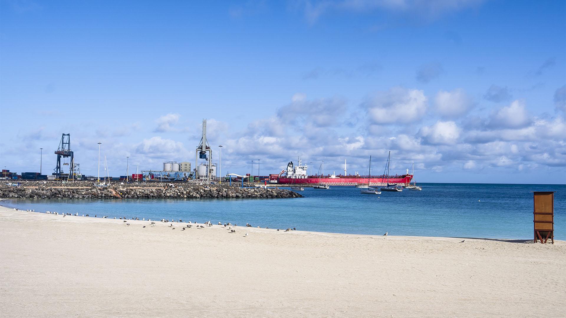 Die Strände Fuerteventuras: Los Hornos aka Playa de Chica aka Playa de los Pozos