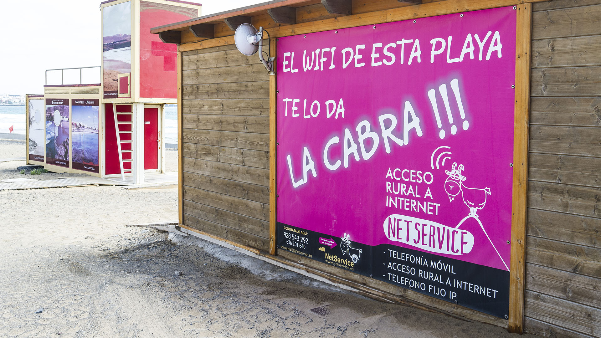 Die Strände Fuerteventuras: Playa blanca