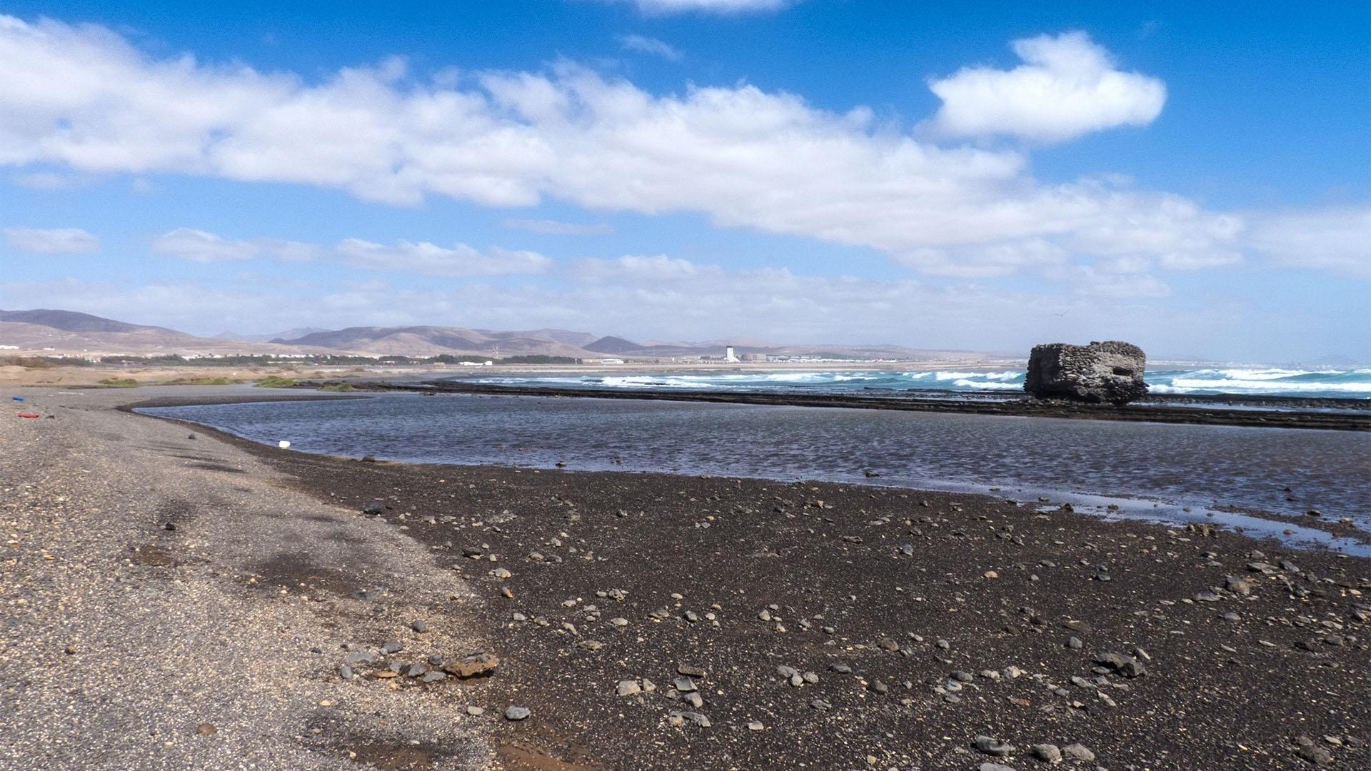 Die Strände Fuerteventuras: Playa del Matorral