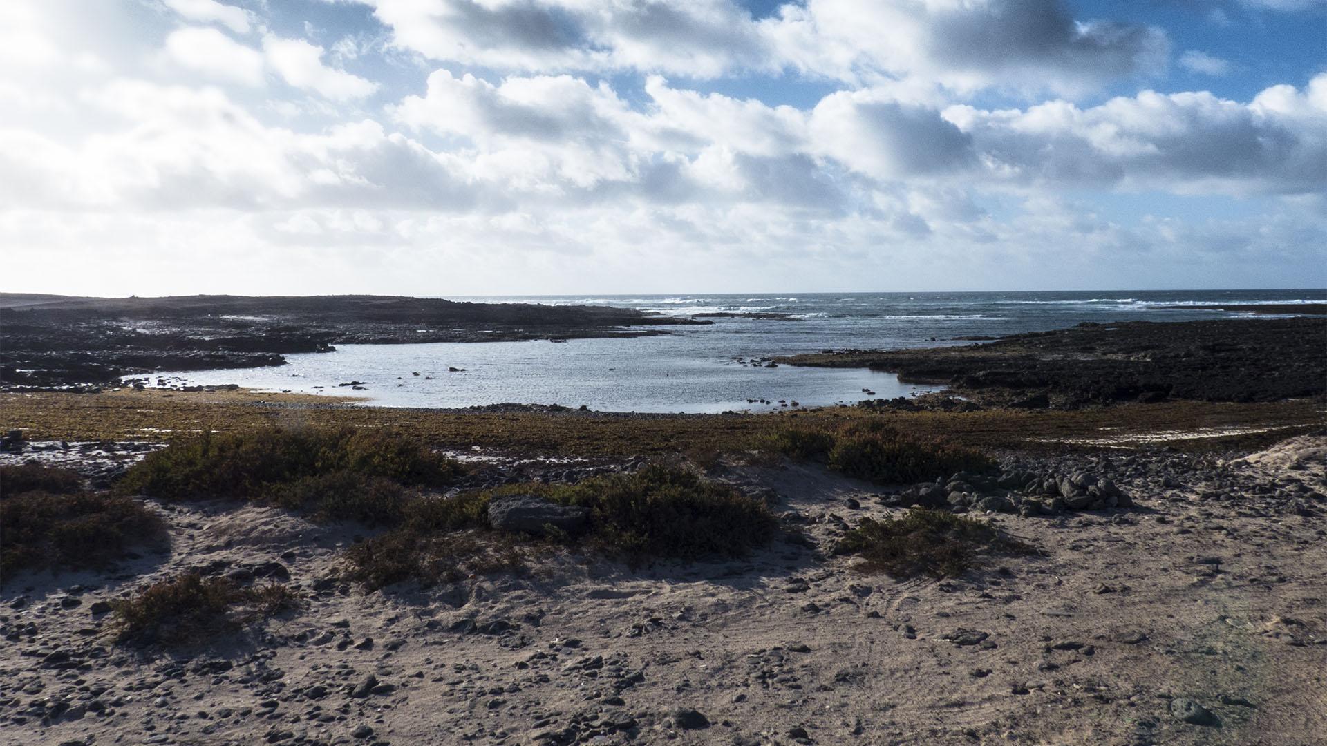 Die Strände Fuerteventuras: Playa Blanca North Shore.