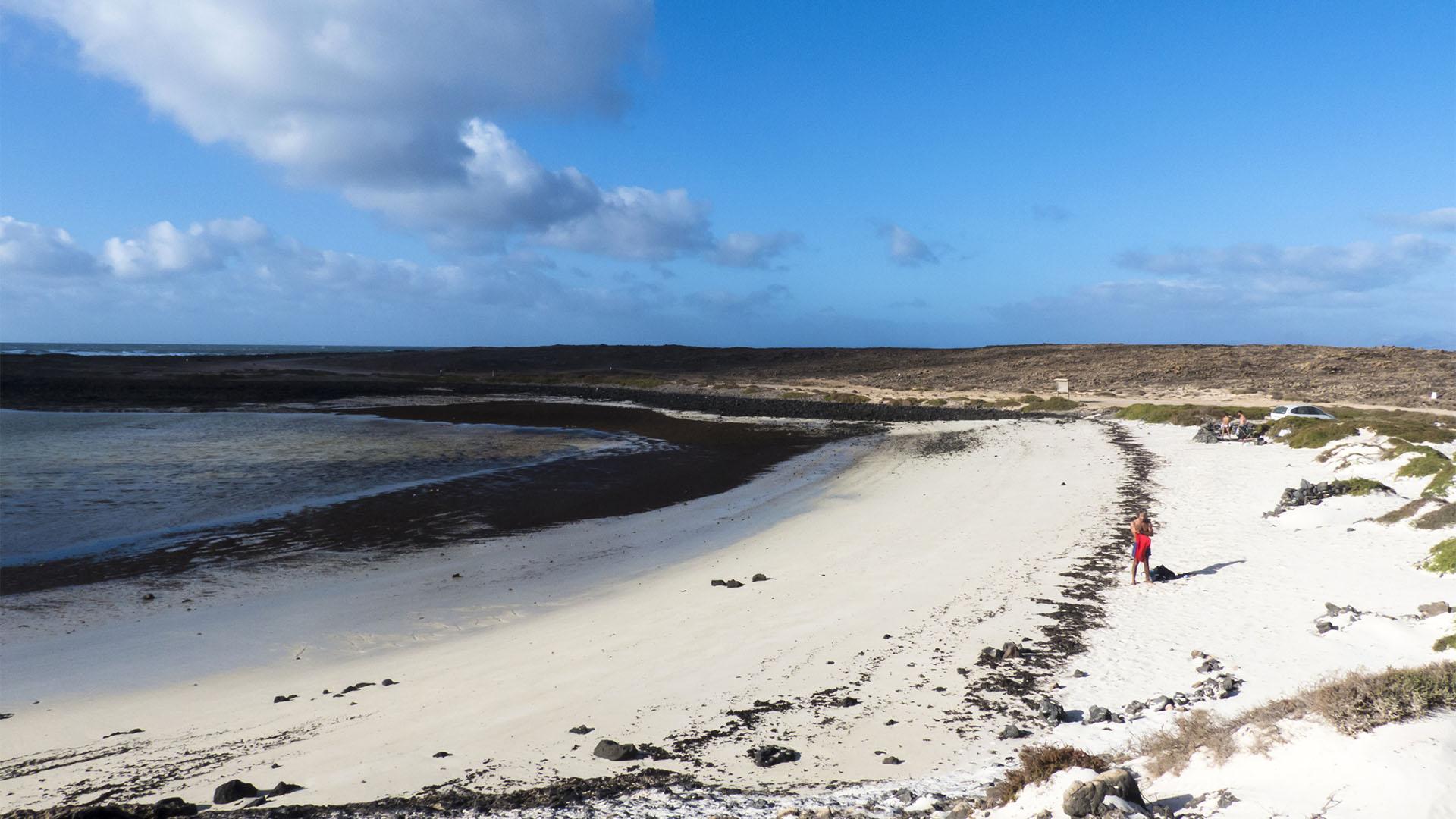 Die Strände Fuerteventuras: Caleta de Beatriz