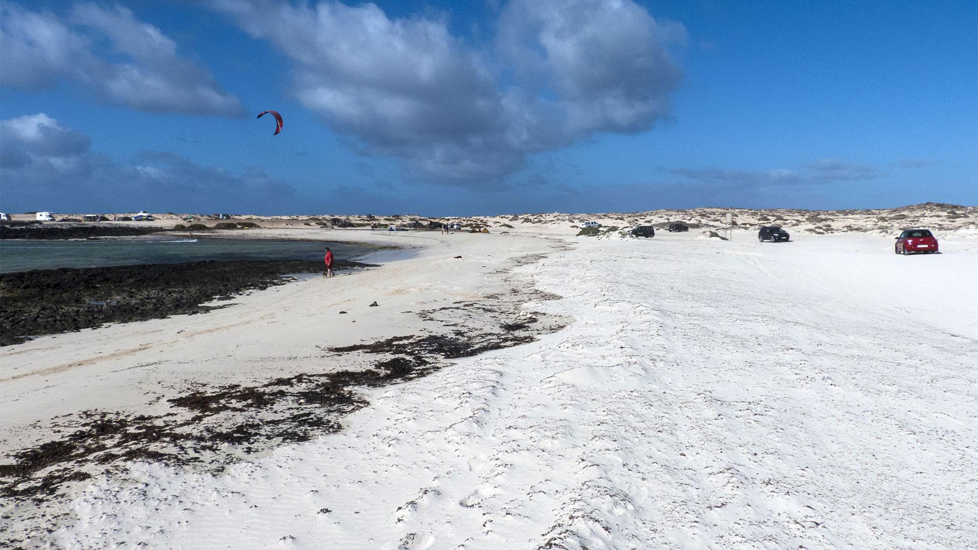 Die Strände Fuerteventuras: Caleta del Marrajo