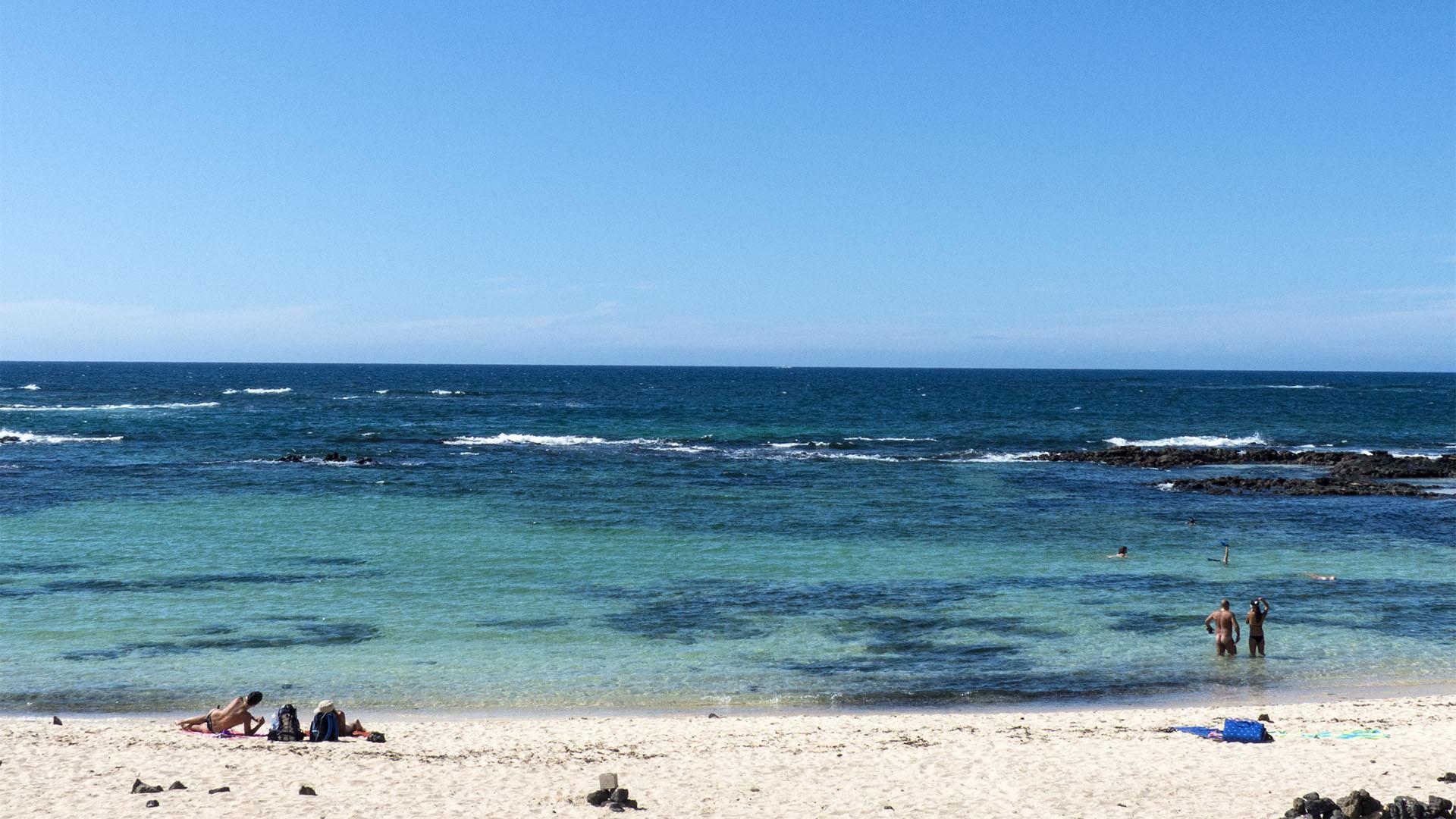 Die Strände Fuerteventuras: Baja de la Carrera