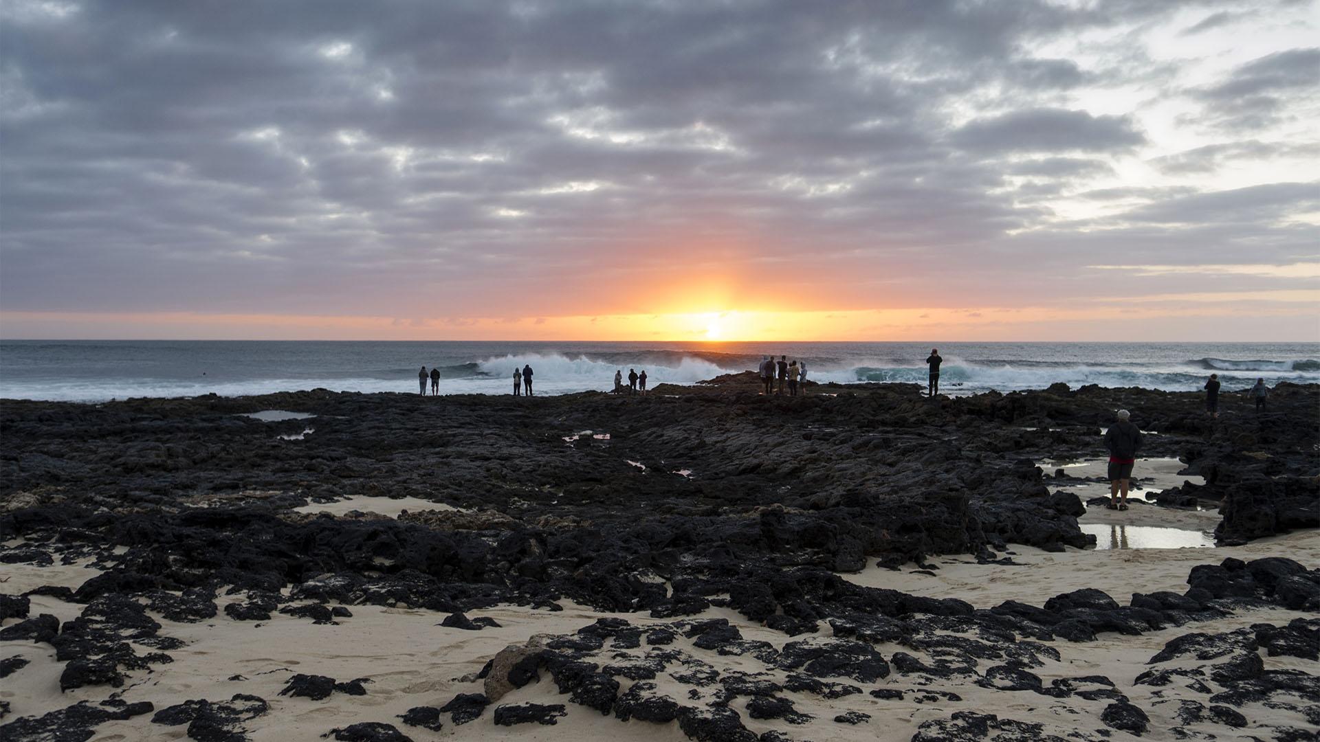 Die Strände Fuerteventuras: Bajo Augustino