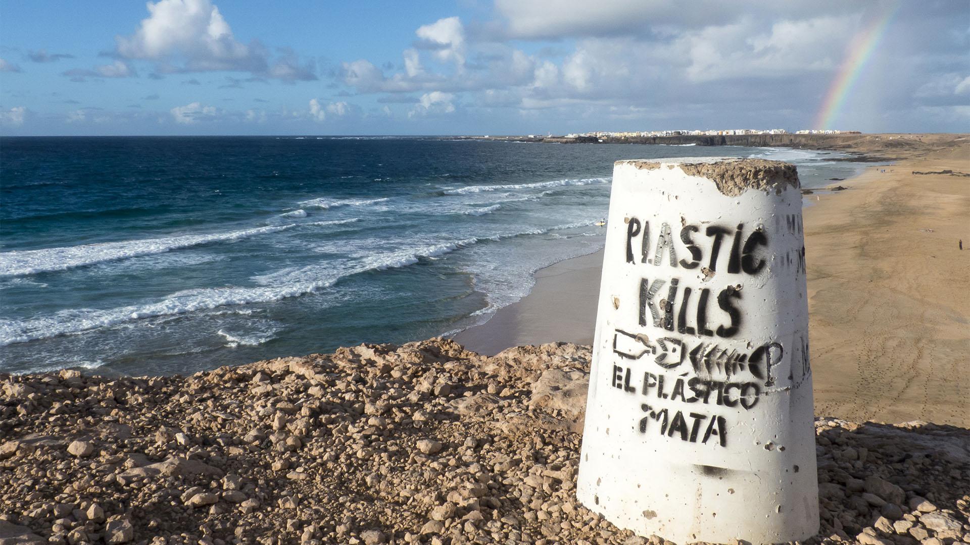 Die Strände Fuerteventuras: Playa del Castillo (Piedra Playa)