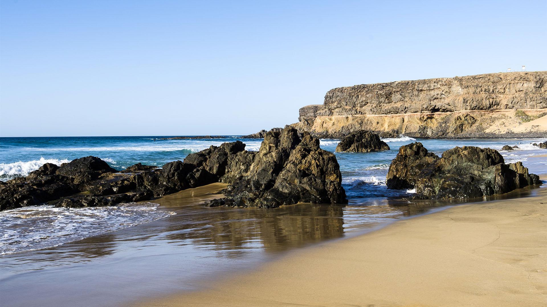 Die Strände Fuerteventuras: Playa de Esquinzo