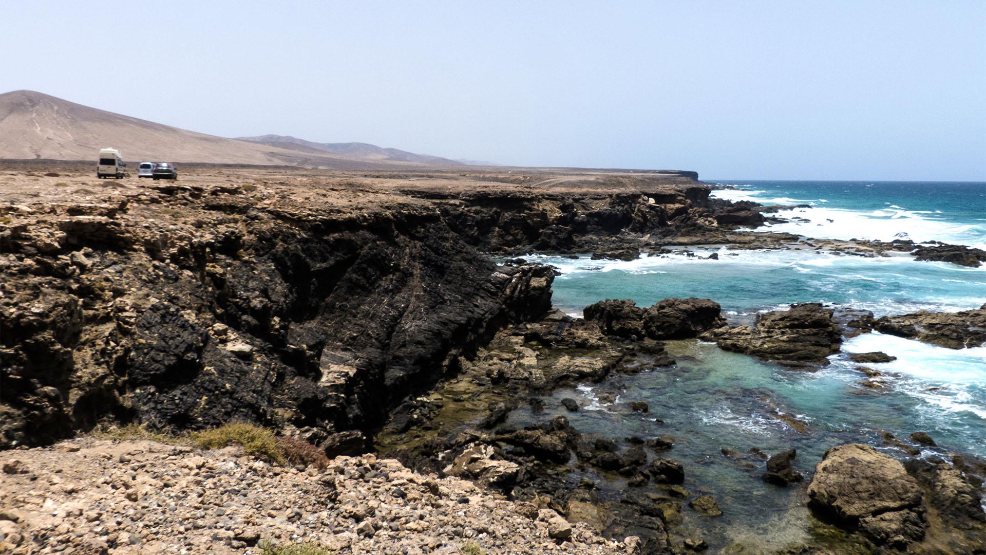 Die Strände Fuerteventuras: Playa de la Mujer