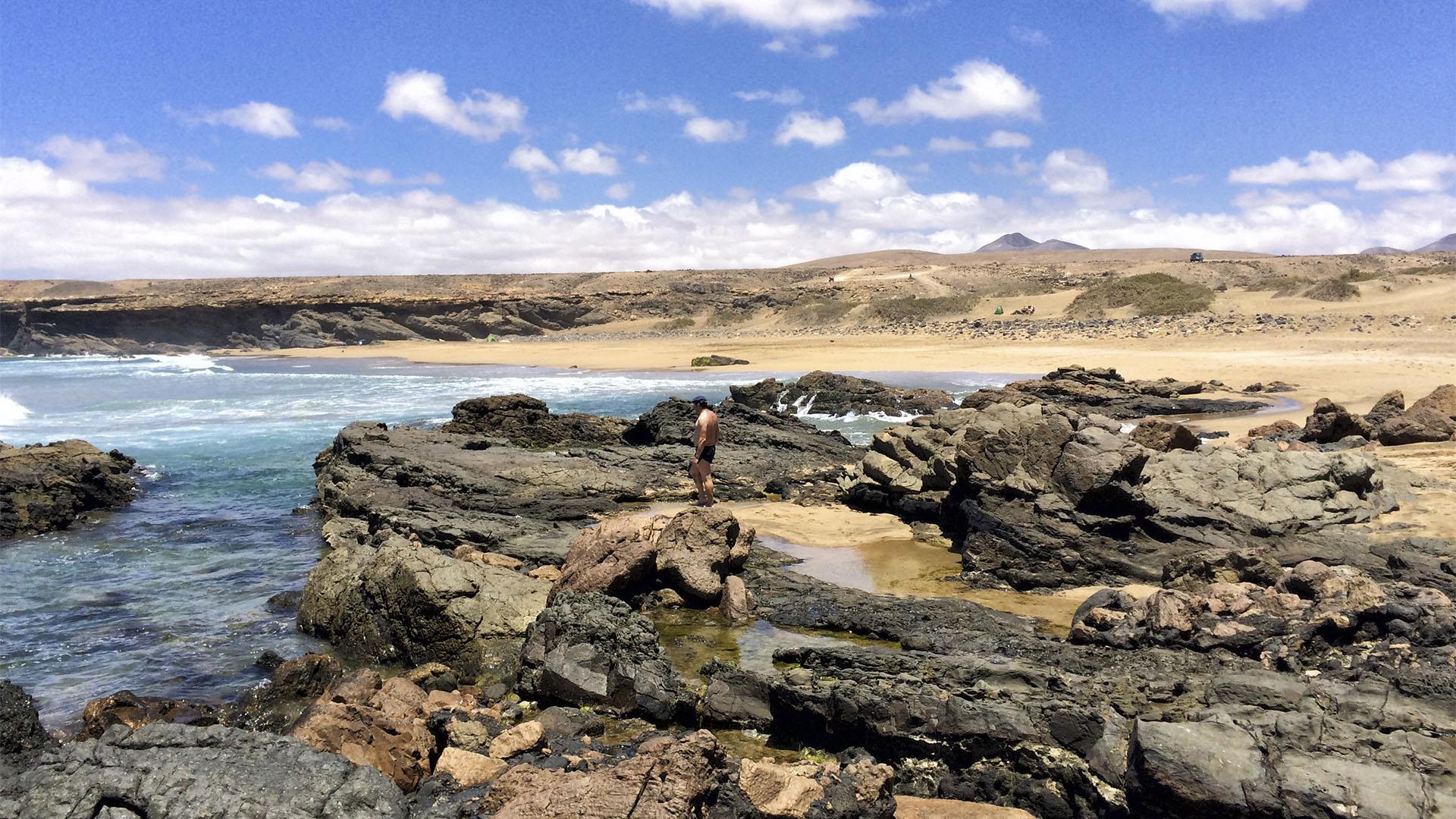 Die Strände Fuerteventuras: Playa Jarubio