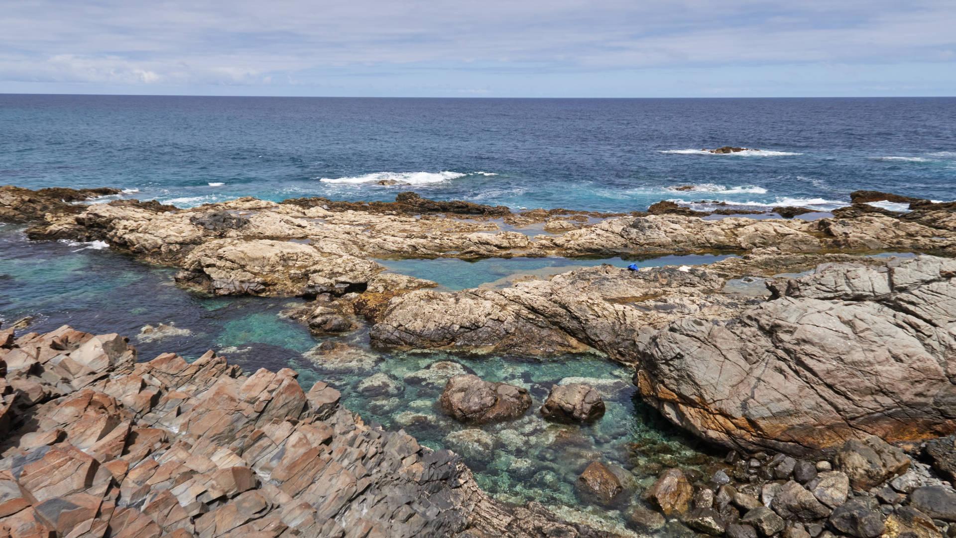Playa Puertito de los Molinos.