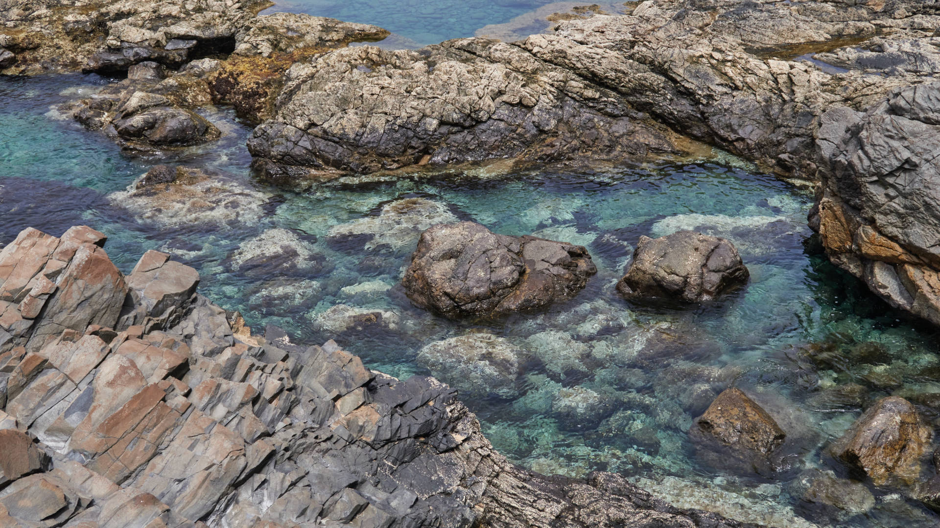 Playa Puertito de Puertito de los Molinos.