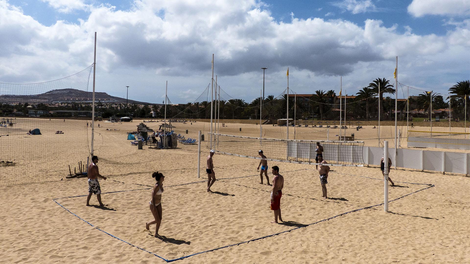 Die Strände Fuerteventuras: Playa del Castillo