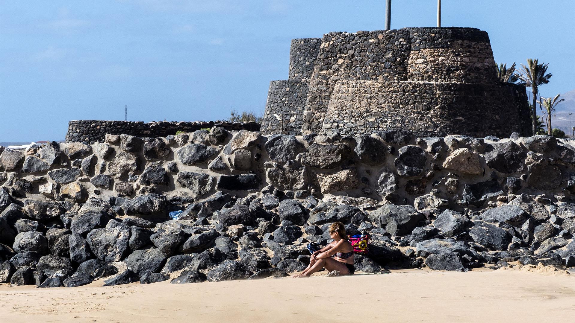 Die Strände Fuerteventuras: Las Marismas –Playa del Aguirra