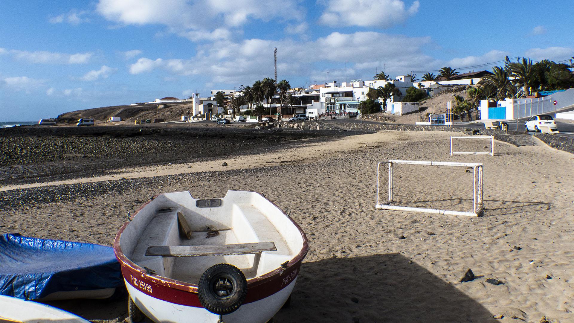 Die Strände Fuerteventuras: Playa del Muellito