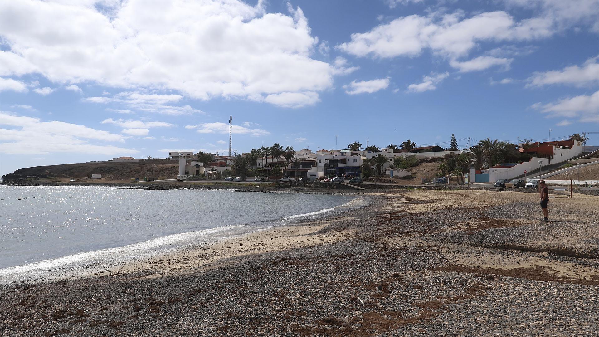 Salinas del Carmen Fuerteventura –Playa del Muellito.