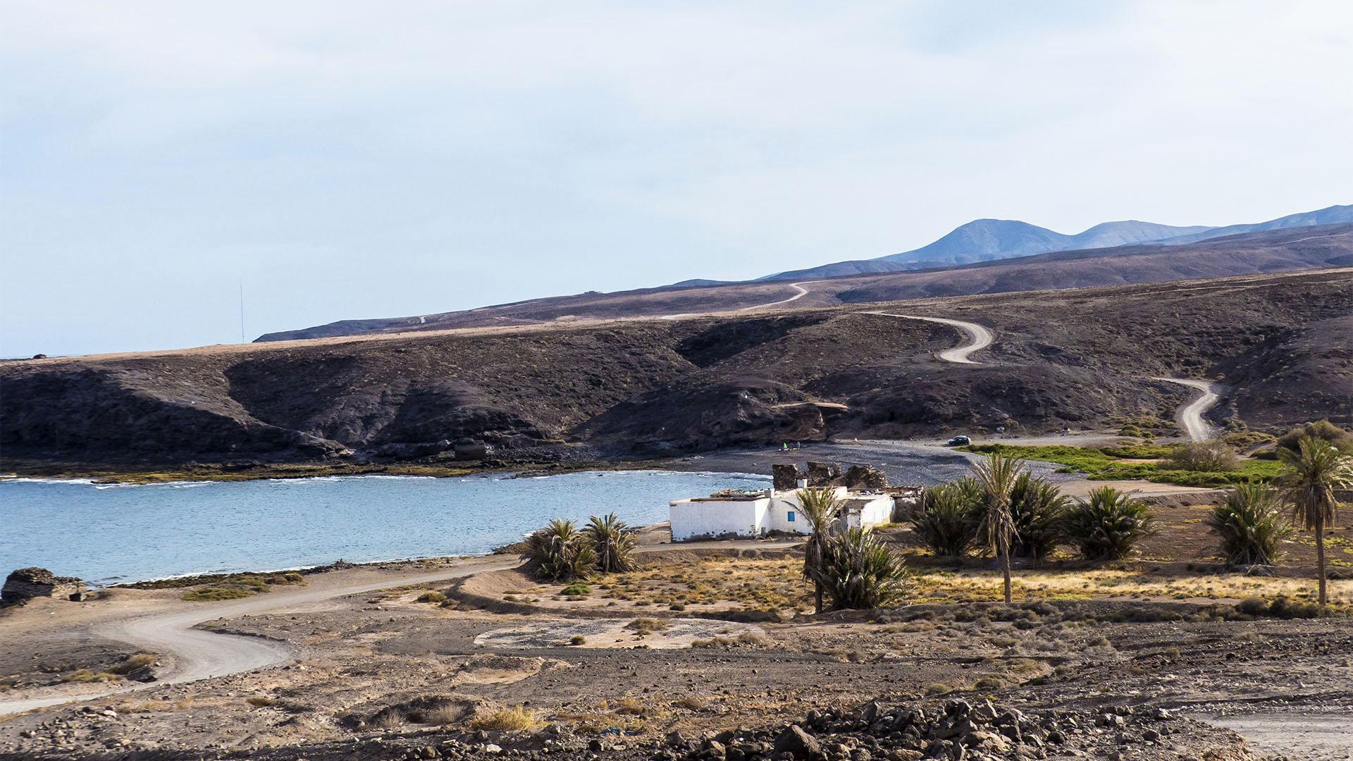 Die Strände Fuerteventuras: Puerto de la Torre