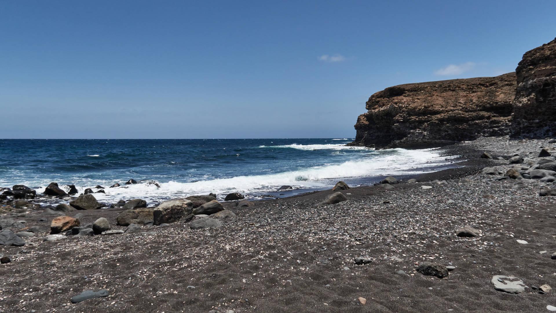 Caleta de la Ballena Pozo Negro Fuerteventura.
