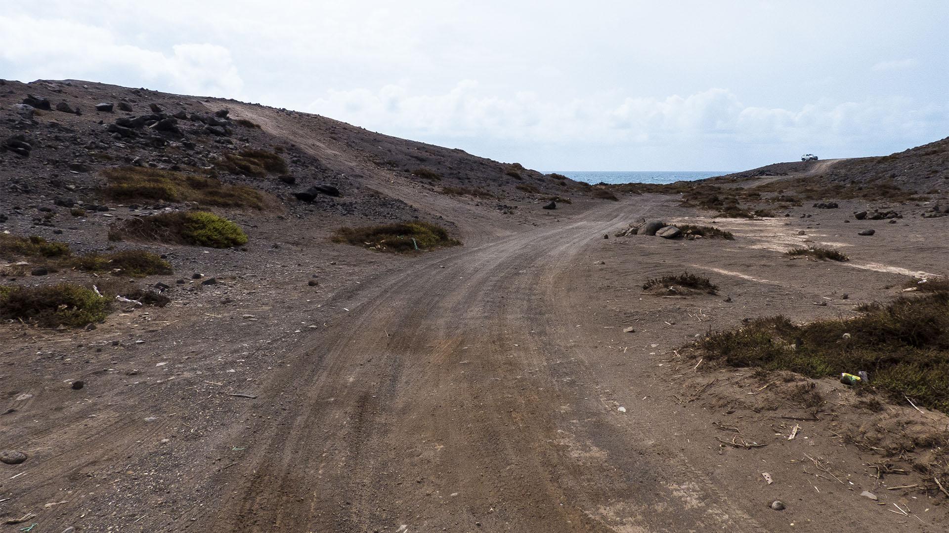 Die Strände Fuerteventuras: Caleta Blanca